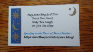 Blog Card